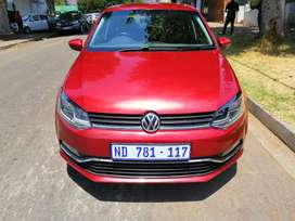 2015 VW POLO tsi 1.2 with 68 000kms going for R13000