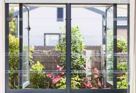 Perspex security bars for windows