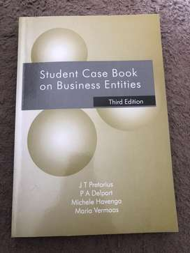 Student casebook on Business entities