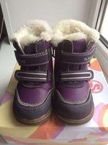 Зимние тёплые ботинки сапоги Flamingo 23 р.