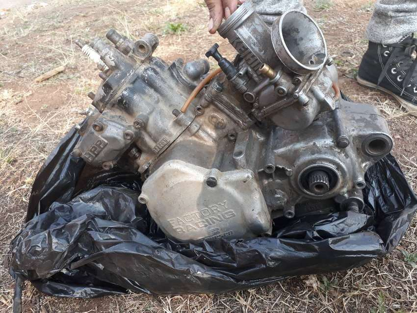 Looking for a Honda cr125 engine 0