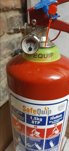 Selling and supplying fire extinguishers