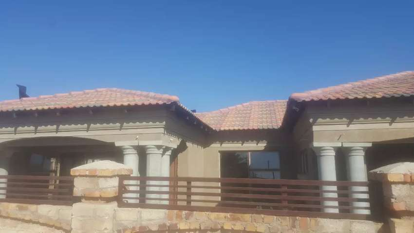 4 bedroom and double garage house