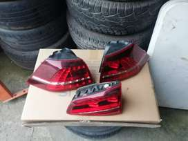 Golf 7 gti tailamps