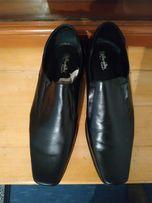 Туфлі чорного кольору розмір 42