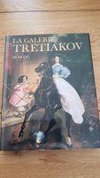 """Album """"Galeria Tretiakowska. Moskwa"""" - wydanie w języku francuskim"""