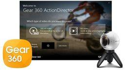 Action Director Product Key - montaż filmów - Samsung Gear 360