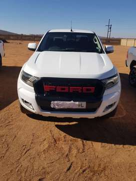 Ford ranger T6 upgraded to T7