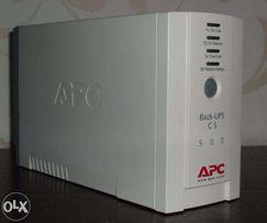 Источники бесперебойного питания APC BK500-RS