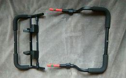 NOWY ! Adapter / stelaż do fotelika , wózek baby jogger city select