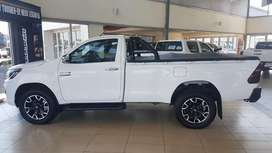2019 Toyota Hilux Legend 50 2.8 Single Cab. Extras included.