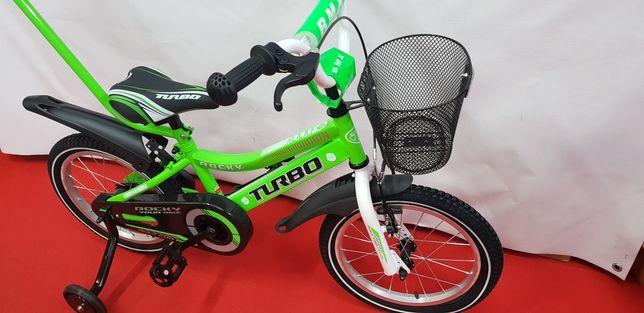 Rower BMX Rocky koła 16 cali Piła - image 2