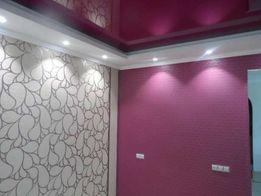 Ремонт квартир, шпаклевка стен, потолков, декоративка, покраска,обои.
