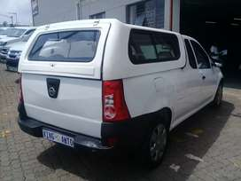 2012 NISSAN NP200 WITH CANOPY