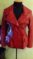 Продам кожаную куртку!!!