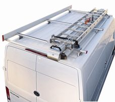 Aluminiowy Bagażnik dachowy Fiat Ducato L1H2 GEMA