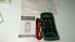 Мультиметр цифровой digital multimeter xl830l