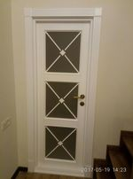 Установка-монтаж межкомнатных дверей