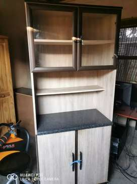 Kitchen unit cupboards