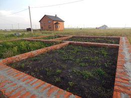 Кирпич красный рядовой - погреб, цоколь, выгребные ямы, перегородки