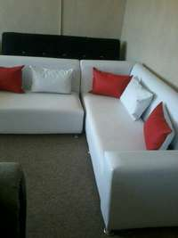 Image of Brand new 5 seater corner Couch for sale at the factory shop for R3300