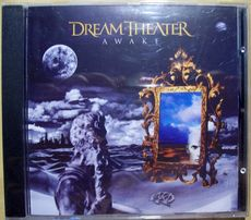 Продам CD: DREAM THEATRE - Awake (1994)