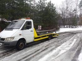 Laweta TANIO! Autopomoc transport pomoc drogowa dłużyca autolaweta!
