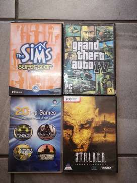 Assorted Games for Computers