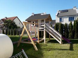 Plac zabaw altana altanka domek dla dzieci