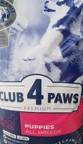 Клуб 4 лапы корм для щенков от 2 до 15 мес 20 кг