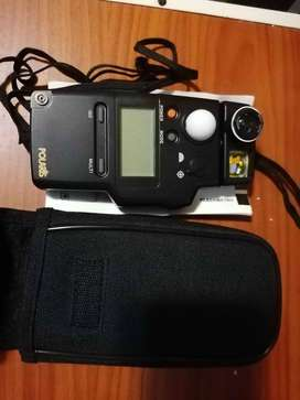 Polaris dual5 flash and incident light meter