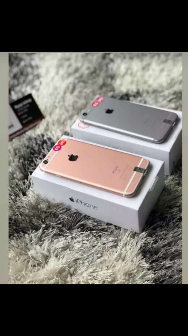 Iphone 6s 64gb brand new boxed 0