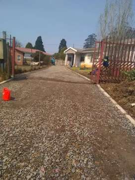 Tarring and All Construction Projects