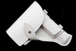 Тактическая кобура для пистолета ПМ белого цвета для сотрудников ДПС