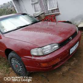 Hi I'm selling my mother camry (9