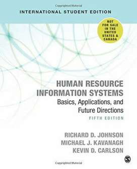Human Resource Information Systems - International Student Edition