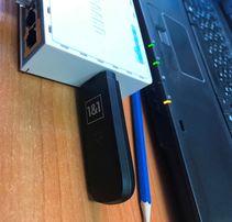 Комплект 4G модем + WiFi роутер Microtik