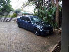 BMW 3 series E46 automatic