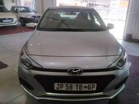 2019 model Hyundai i20 1.4 automatic