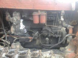 Блок двигателя А-41,головка,коленвал, кожух коленвал пускач,двигатель