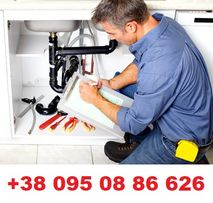 Сантехник на дом. Прочистка монтаж и замена труб. Установка сантехники