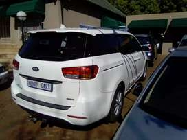 Kia Grand Sedona 2.2 CRDi 7 Sweaters Automatic For Sale