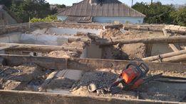 Демонтаж, Подготовка к ремонту, Резка бетона, Слом, Снос, Вывоз мусора