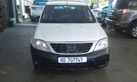 2017 Nissan NP-200 1.6 Engine Capacity with Manuel