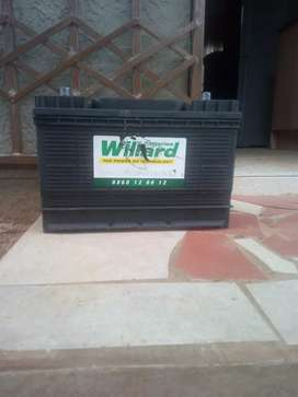 Willard battery 674 Agently for sale