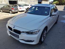 BMW F30 Sport 320i Year Model :2014 Engine :2ltr Mileage :110000km