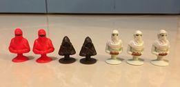 3 figurki Rey Gwiezdne Wojny Star Wars Stikeez gwiezdne wojny lidl