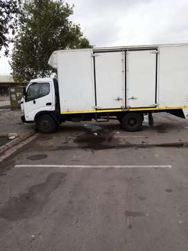 Trucks for hire long and short distance
