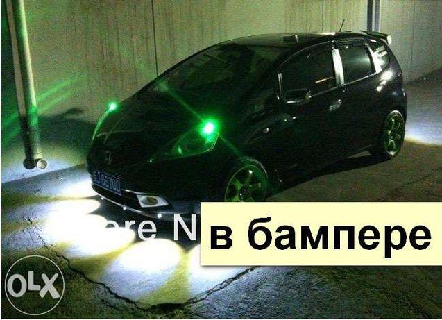 дневные ходовые габаритные огни LED лампочка светодиодная 18мм задний Кривой Рог - изображение 7