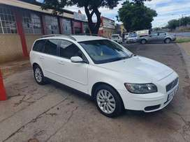 2006 Volvo V50 Station wagon Manual